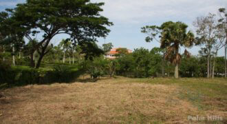 Very nice building lot within a residential community with ocean view