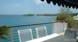 2-BR-Luxury penthouse with stunning ocean view
