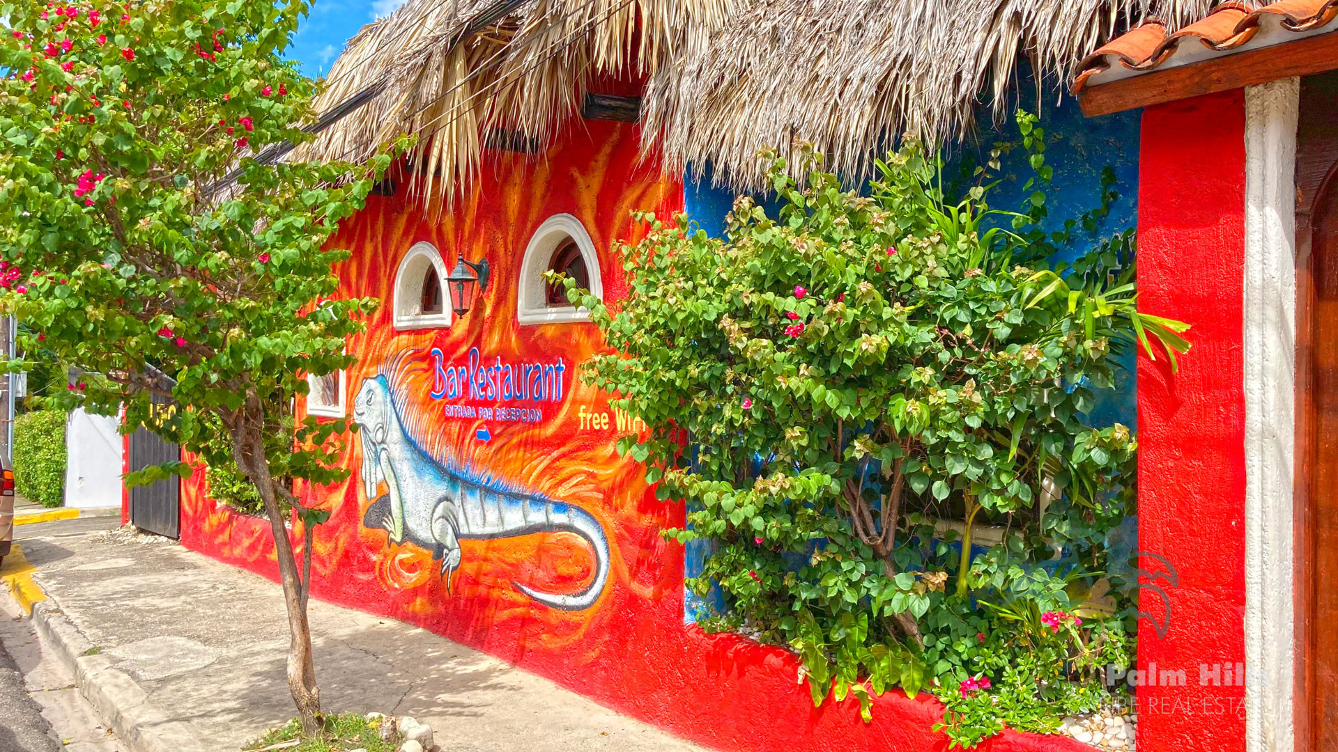 Mexican Style Hotel